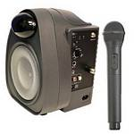 Amplivox SIR285 30W InfraRed Wireless ComPac PA System With Remote Control