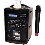 Amplivox SW720 iPod Remote-Controlled Wireless PA System
