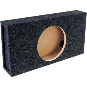 Atrend 12PST Single 12 Inch Sealed, Shallow-Mount Subwoofer Box Pioneer Specific