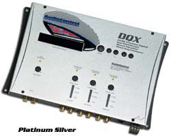 Audio Control DQX 30 Band Stereo Digital Equalizer / 3 Way
