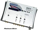 Audio Control DQX 30 Band Stereo Digital Equalizer / 3 Way Crossover with 8 User Memory Settings