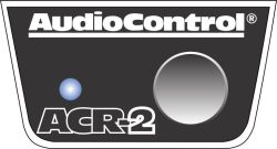 Audio Control ACR-2 Remote Level Control for Epicenter Plus, LC7, DQL-8, and LCQ-1