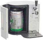 Avanti MBD5L 5 Liter Stainless Steel Mini-Beer Keg Dispenser