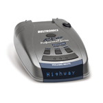 BEL Radar RX65 BLUE RADAR , LASER , SAFETY DETECTOR BLUE DISPLAY