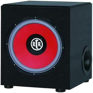 BIC AMERICA RTR-EV1200 12 Inch 475-Watt Eviction Series Front-Firing Subwoofer