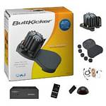 Buttkicker BKA300 300W Complete Home Theater / Gaming Wireless Shaker / Transducer Kit