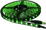 Calrad 92-300-GN-HG 5M Green LED Light Strip on reel with 300 - 3 CHIP LED