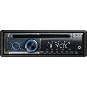 CLARION CZ500 SINGLE-DIN CD/MP3/WMA/AAC RECEIVER WITH BUILT-IN BLUETOOTH & USB