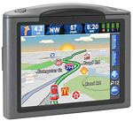 "Cobra GPSM-5000 5"" Touch Screen Portable Navigation with 7.6 Million POI's"