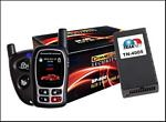 Crimestopper Traknet TN-4560.SP TN-4005 GSM Digital GPS Tracker + SP-600 2-Way FM/FM OLED Combo Alarm & Remote Start