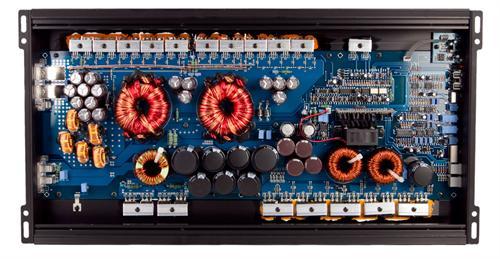 Soundstream X3 60 Competition 3000 Watt Rms 1 Ohm Class D Mono