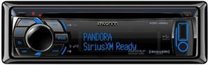 Kenwood KDC-452U MP3/ CD Receiver with Front USB & AUX  Android / SIRIUS-XM Ready