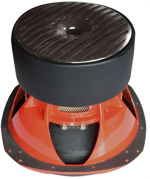 Orion HCCA152 SPL HCCA SPL Series 15 5000 Watts RMS / 20000 BURP Dual 2 Ohm Voice Coil SPL Competition DB Drag Subwoofer