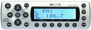MB Quart WRC-P FULL FUNCTION WIRED Primary Marine Radio LCD Controller for all MB Quart Radios