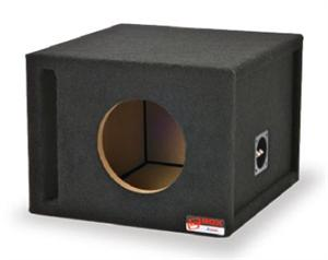 Atrend 8SQVDD 8 Digital Designs Single Vented Custom Subwoofer Box