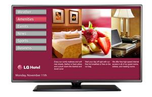 LG Commercial 47LY760H 47-In HOTEL-TV FHD LCD TV Single Tuner with Integrated Pro:Idiom