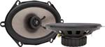 Earthquake F5X7 Focus 5X7 Inch 2 Way Coaxial Speakers with PistonMax