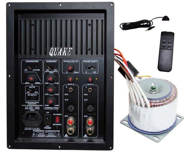 Image Result For Diy Amplifier For Subwoofera