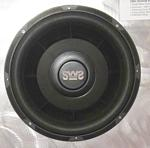 Earthquake SWS-12X 12 inch Shallow Mount Subwoofer /each