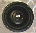 Earthquake SWS-6.5 6-1/2 inch Shallow Mount Subwoofers /pr