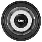 Earthquake SWS-12 12 inch Shallow Mount Subwoofer /each