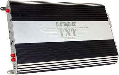 Earthquake TD5X 3000 Watt 5 Channel 4 x 100 + 1 x 600 RMS at 4