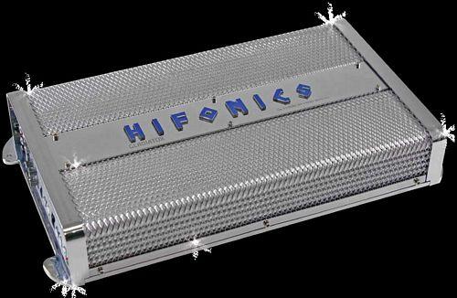 Hifonics GLX100 4 Gladiator 4 x 100 Watts RMS at 4 Ohms 4