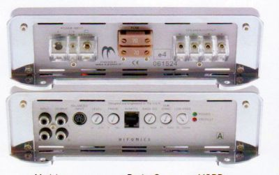 Hifonics GLX1000 1D Gladiator 1000 Watt RMS at 1 Ohm Class D