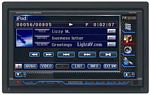 Kenwood DDX712 Double DIN 6.95 Inch Touch ScreenFull Featured DVD Entertainment System
