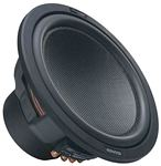 Kenwood Excelon KFC-XW1222D 12 Inch 300 Watts RMS Subwoofer with Carbon-glass Fiber Cone Woofer