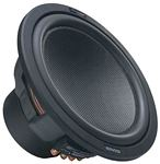 Kenwood Excelon KFC-XW1224D 12 Inch 300 Watts RMS Subwoofer with Carbon-glass Fiber Cone Woofer