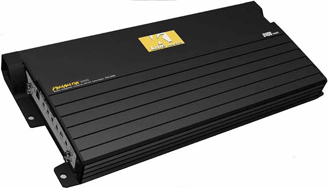 Kole Audio PH2-700 Phanatik 2 Channel 700 Watt Amplifier