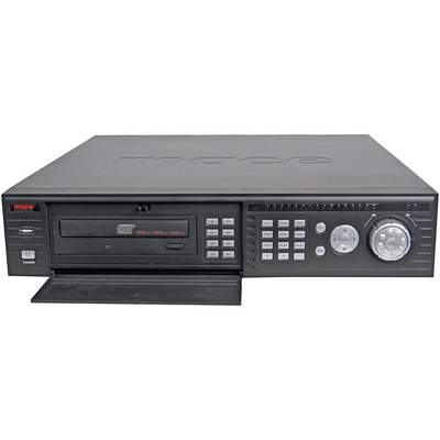 MACE DVR-400RT3-S 4-Channel Real Time DVR with Remote Access