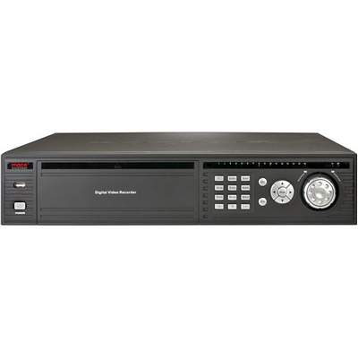 MACE DVR-800RT2 8-Channel DVR With Remote Access And CD Burner