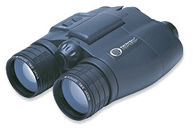 Night Owl NOXB-3 3.0x Explorer Compact Night Vision Binoculars with Extended IR Operation