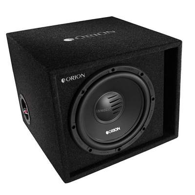 ORION COBALT CO104SBX SINGLE 10 Inch 400 Watt Vented / Ported Subwoofer Box 2 OHM