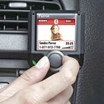 Parrot CK3200LS BLUETOOTH HANDS-FREE CAR KIT WITH COLOR LCD