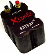 BatCap X400 Battery/Capacitor Hybrid Authorized BatCap Dealer