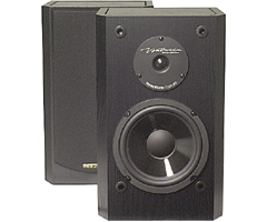 BIC DV-62SIB 6 Inch 2-Way Shielded 150-Watt Bookshelf Speakers /pr