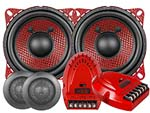 Earthquake FC4.2-R Focus Series 4 Inch 2 Way Component Set Speakers