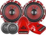 Earthquake FC6.2-R Focus Series 6.5 Inch 2 Way Component Set Speakers