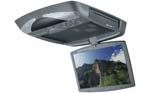 Kenwood Headrest and Overhead Flip Down LCD Screens