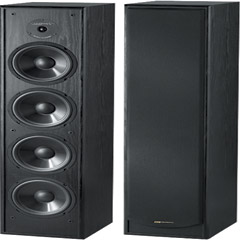 BIC DV-64 6 1/2 Inch 2-Way 200-Watt Tower Speaker /ea