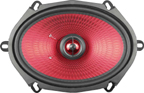 Earthquake Sound F5X7-R Focus 5X7 Inch 2 Way Coaxial Speakers