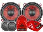 Earthquake FC5.2-R Focus Series 5.25 Inch 2 Way Component Set Speakers