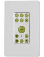 Russound ISK1 ComPoint Intercom System Basic Keypad