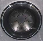 Earthquake SZ-15 SubZero 15 Inch 1000Watt RMS Competition Subwoofer
