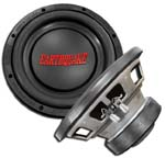 Earthquake Tremor-X124 12 Inch Single 4 Ohm Voice Coil 800W Max Subwoofer