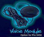 Whistler 3450VM Voice Module for Pro Model for Pro-3450