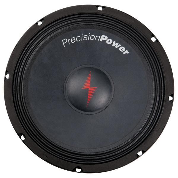 Precision Power PM.10 Pro 10 Inch 3 Ohm 350 Watt Midbass Speaker Each